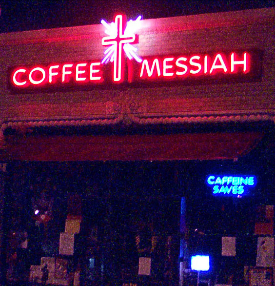 Coffee Messiah