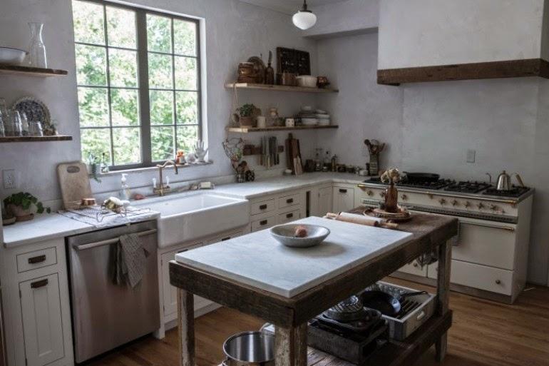 Antic chic decoraci n vintage y eco chic lugares con - Cocina con alma ...