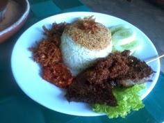 resep nasi ulam khas betai, cara membuat nasi ulam betawi, nasi ulam betawi