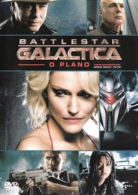 Filme Battlestar Galactica O Plano Dublado AVI DVDRip