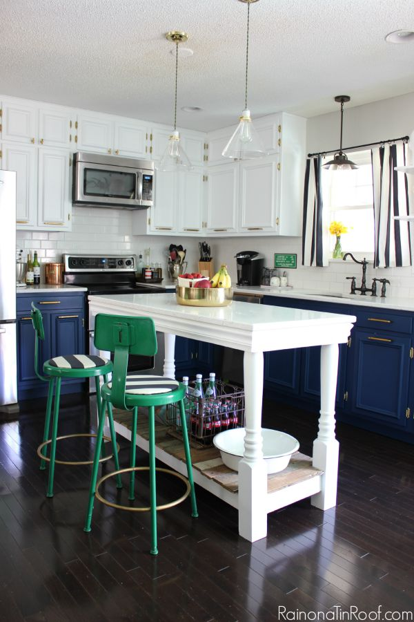 10 inexpensive updates for a builder grade home little
