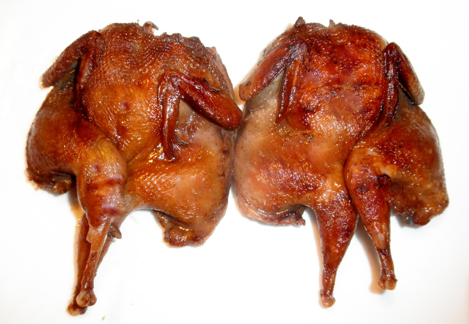 how to cook marinated quail