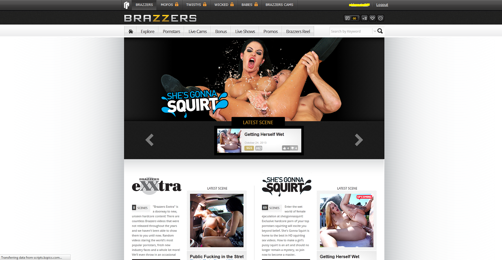 Brazzers premium username and password