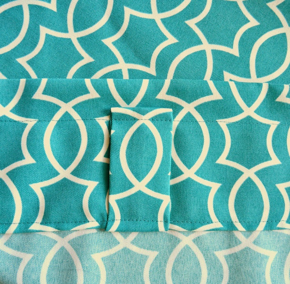 Hidden Tab Curtains Diy Back Tab Curtain Tutorial Dans Le Lakehouse