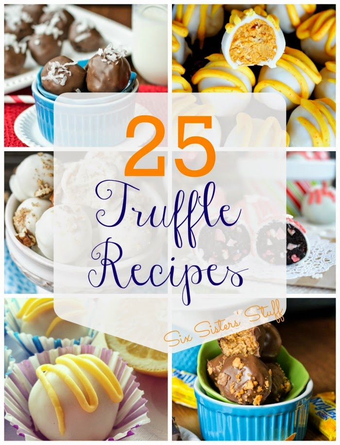 25 Truffle Recipes