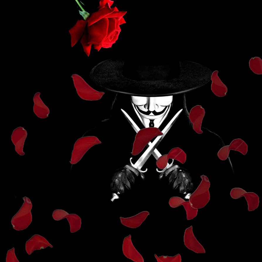 Dionne Beard: v for vendetta wallpaper hd