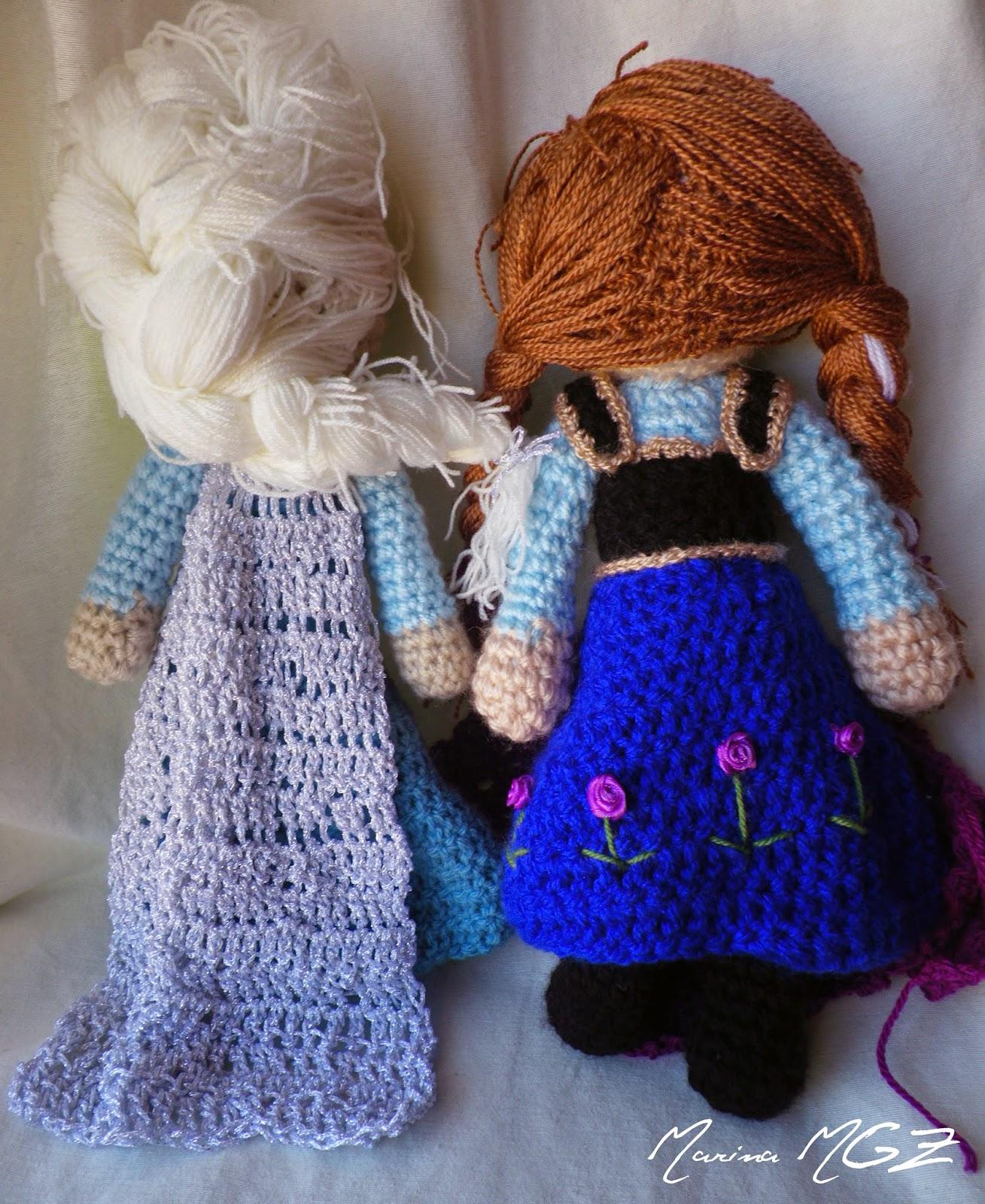 Zita y Bolita: Elsa y Ana (Frozen)