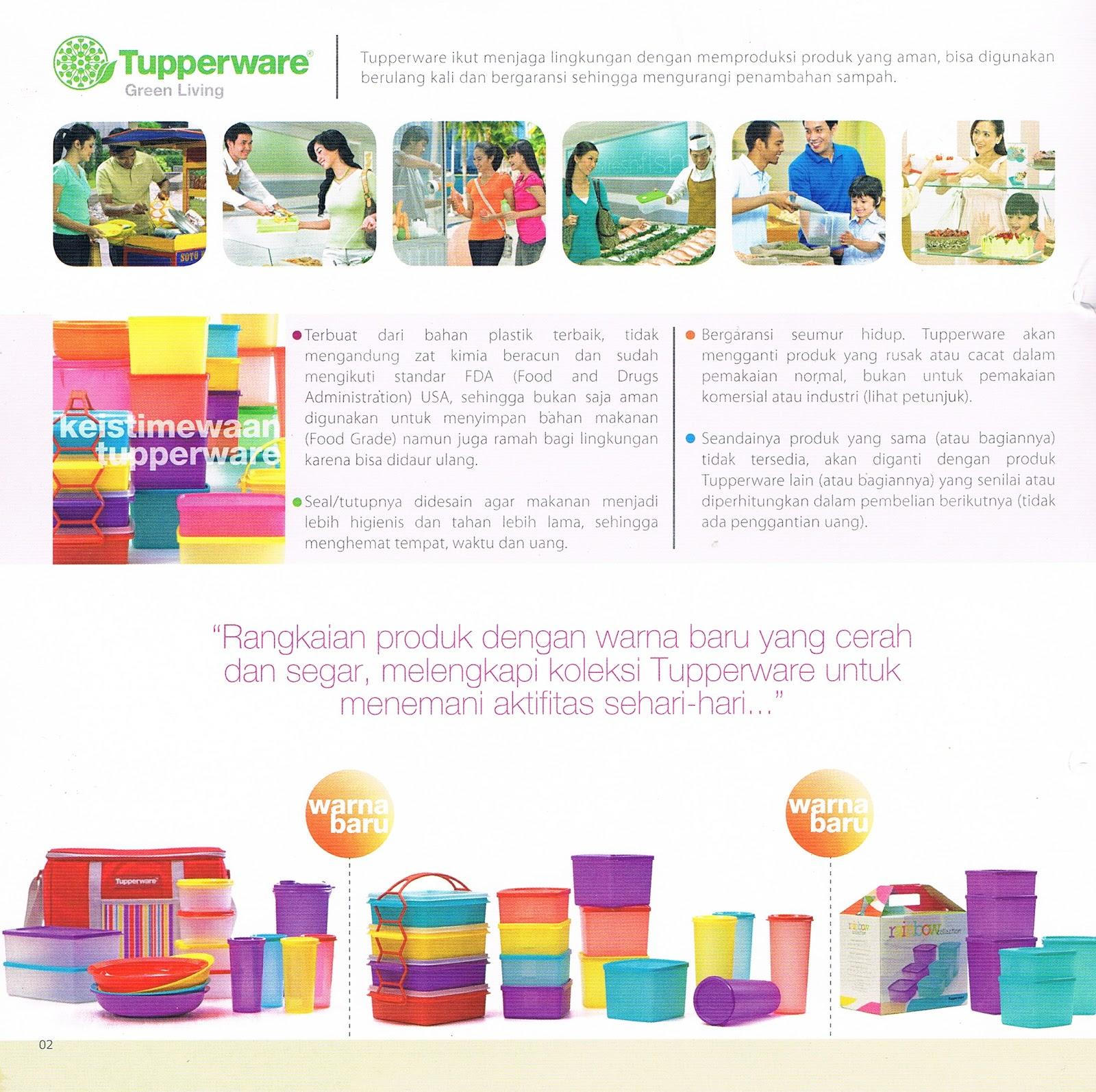 Katalog Reguler Terbaru Tupperware Edisi November 2012 ...