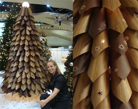 Как сделать елку большую