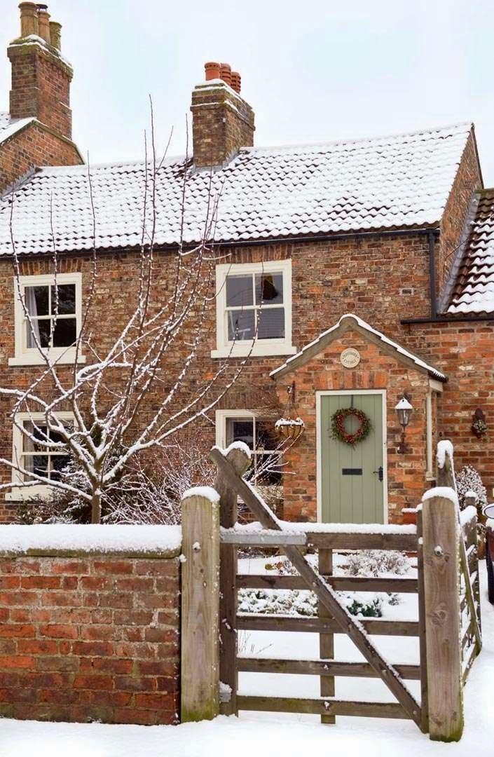 Lismary 39 s cottage una bellissima casa nello yorkshire for Costruire una casa in stile cottage