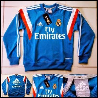 Sweater GO Madrid Biru