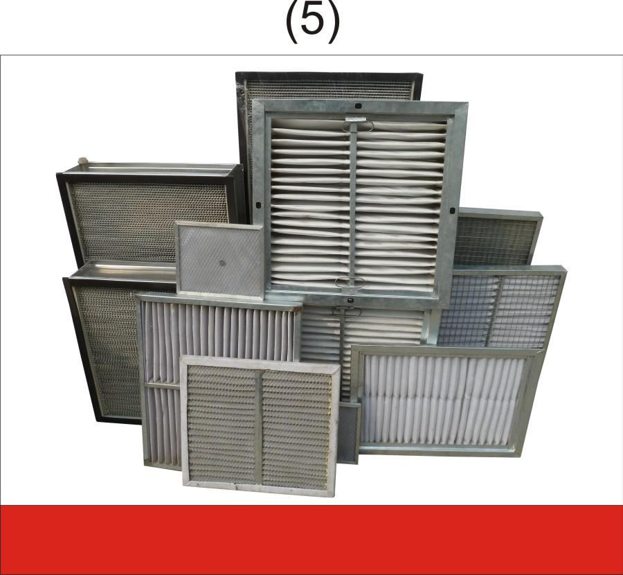 Industrial Hvac Air Filters Manufacturers In Delhi Ncr