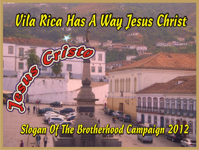 Vila Rica Has A Way Jesus Christ