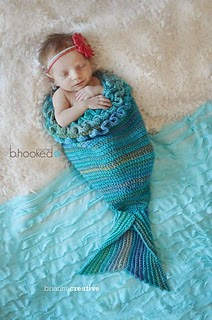 free crochet pattern mermaid tail