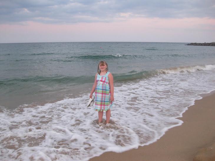 Mustan meren rannalla