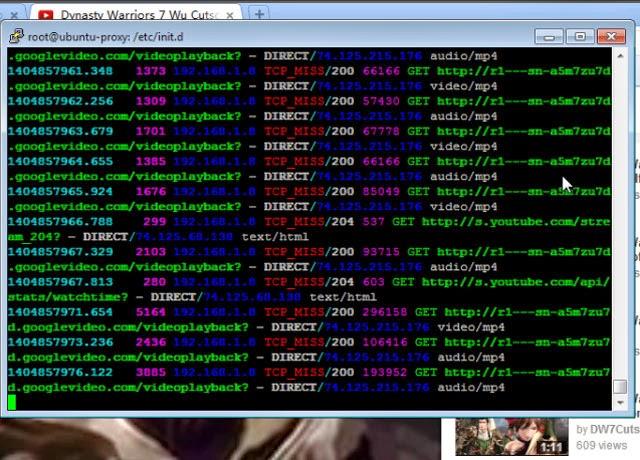 Installing Lusca Head for Proxy on Ubuntu Server   Agratitudesign Impression