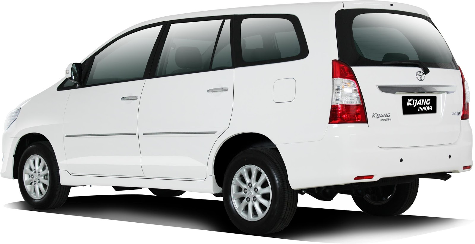 2011 Toyota Kijang Innova related infomation,specifications ...