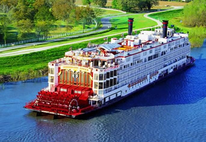 Mississippi Riverboat Cruises United States Vacation Guide - United states river cruises
