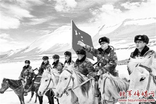 Tibetan Faces in the PLA