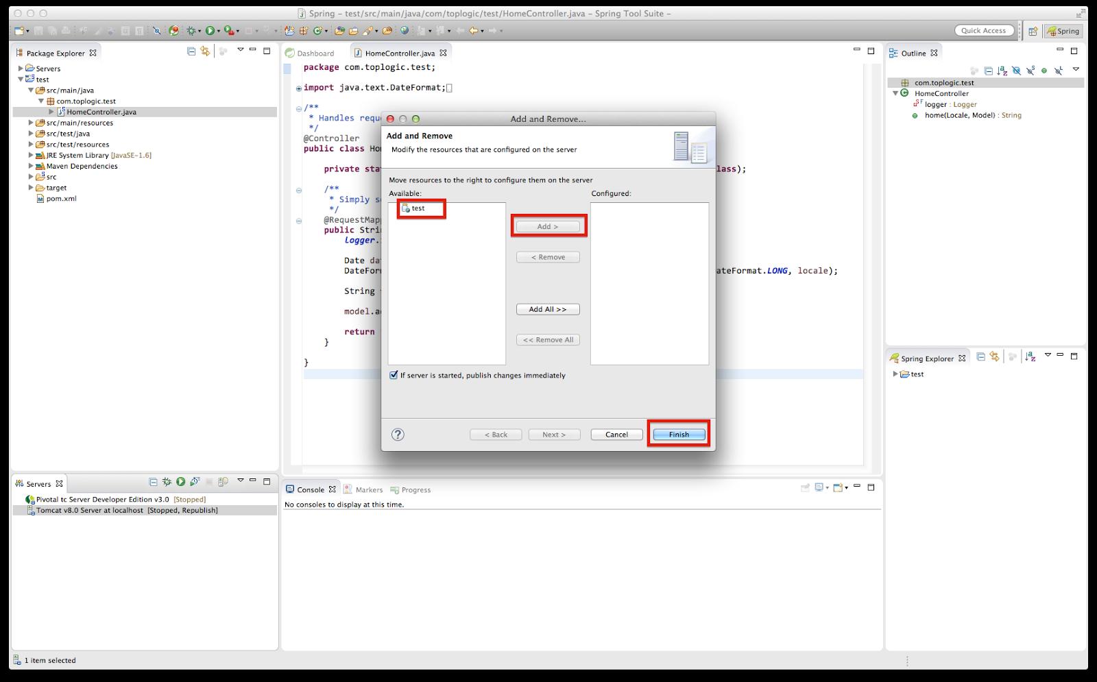 how to run apache server on mac