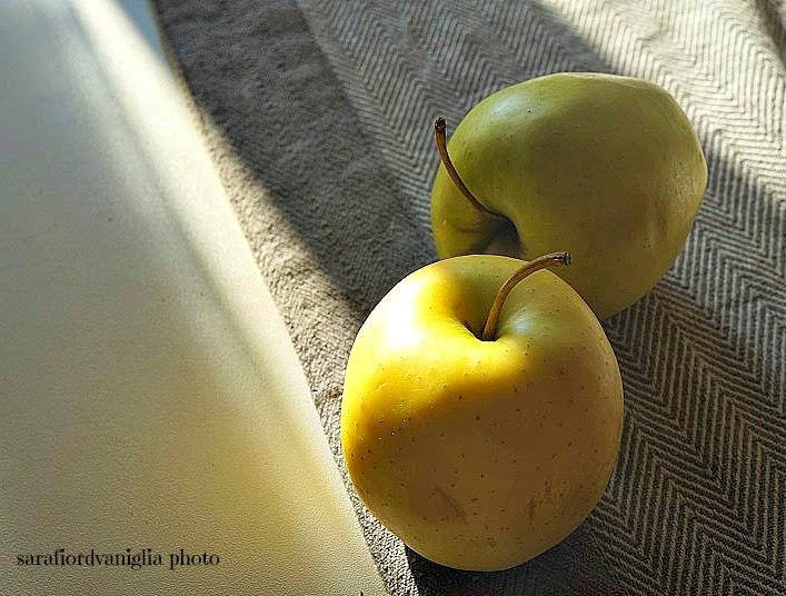torta alla panna montata con le mele