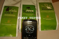 PAKET TESTER PRODUK KOPI (TREASURE COFFEE)