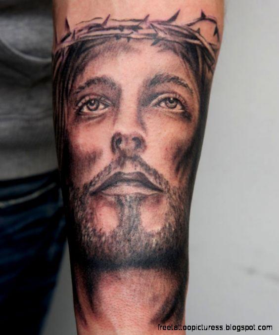 30 Holy Jesus Tattoos