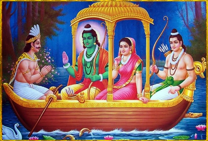The Scientific Hookup Of The Ramayana And The Vedas