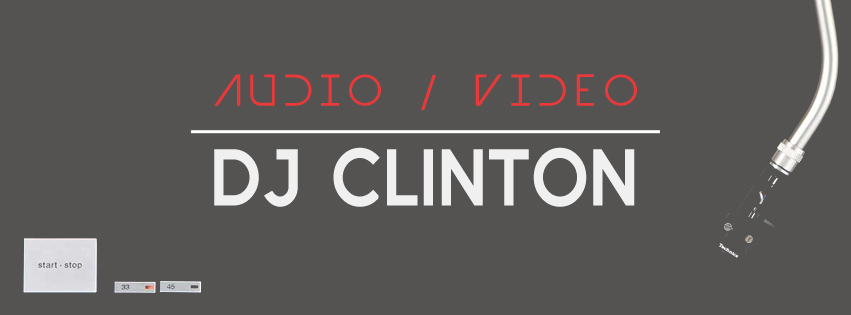 Official Website of ClintonTheDJ | Victoria BC
