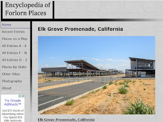 Seven Years After – Still No Activity on Elk Grove Promenade-Outlet Collections