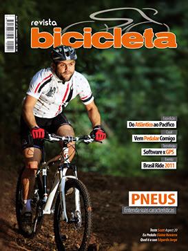 Capa da Revista Bicicleta edição 12