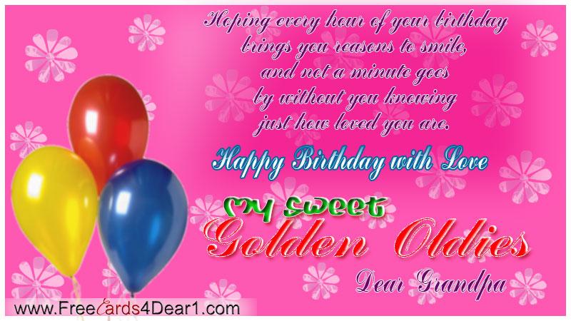 Bildergebnis für Happy Birthday Card Text