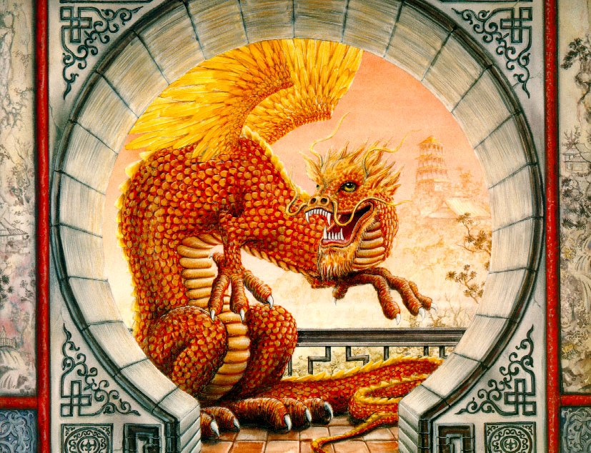Dragon (Asian)
