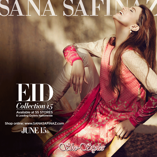 ... -2016 | Sana Safinaz Lawn Eid Prints 2015 ~ She-Styles | Fashion Blog: she-styles.blogspot.com/2015/06/sana-safinaz-eid-collection-2015...