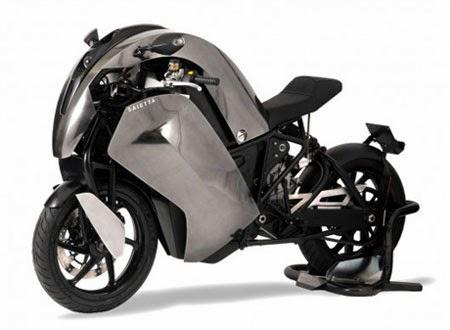 Gambar Motor Unik Futuristik
