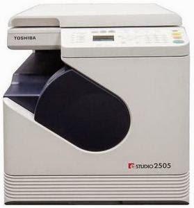 Mesin Fotocopy Toshiba image