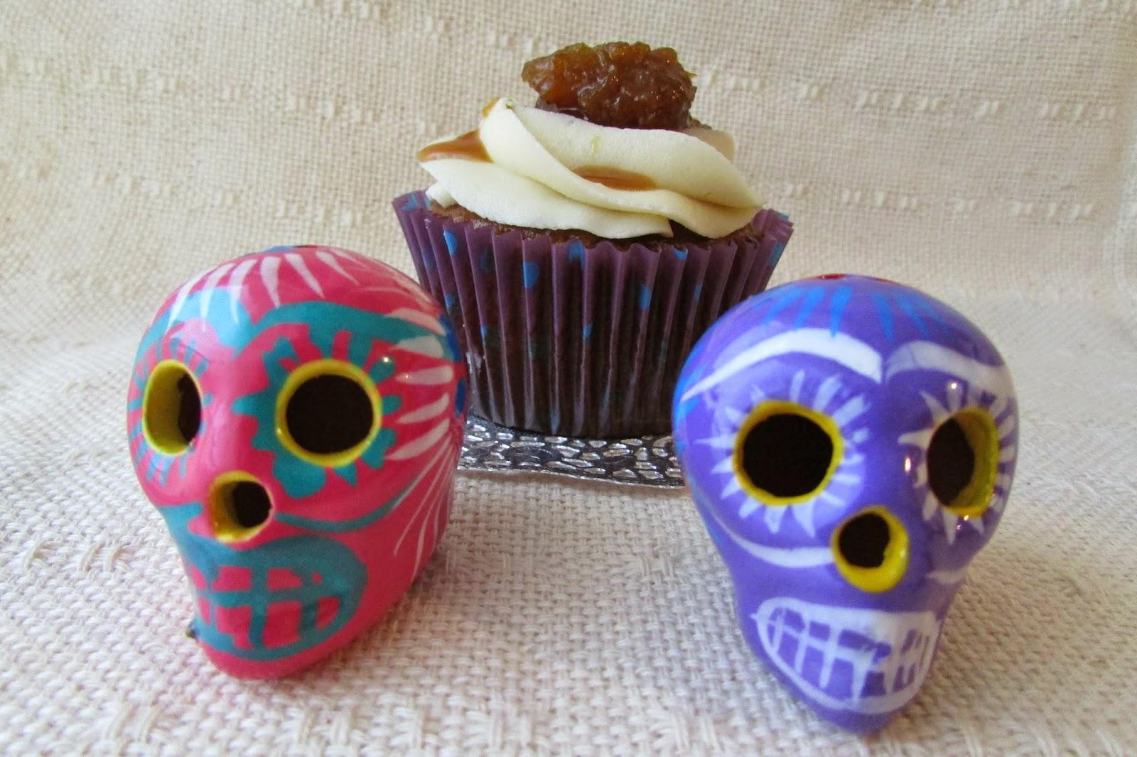 cupcake-dia-de-muertos-mexico