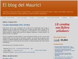 El blog del Maurici