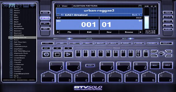 Btv solo beat maker