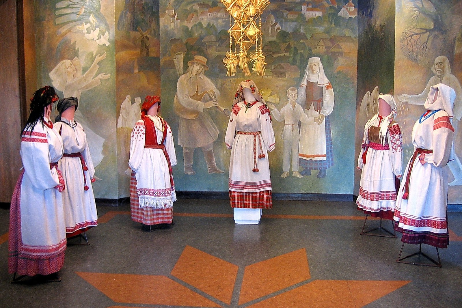 Belarus wedding dress