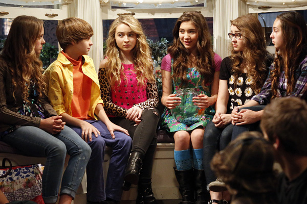 Girl Meets World - Girl Meets Fish - Review