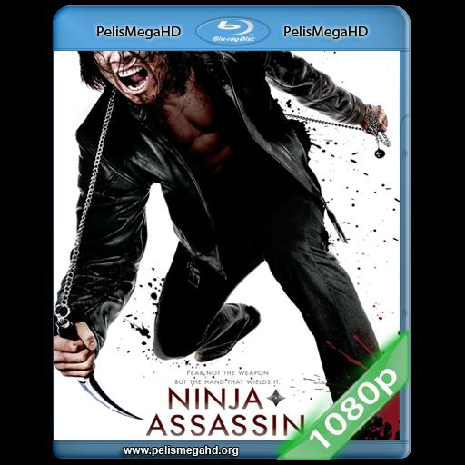 NINJA ASESINO (2009) FULL 1080P HD MKV ESPAÑOL LATINO