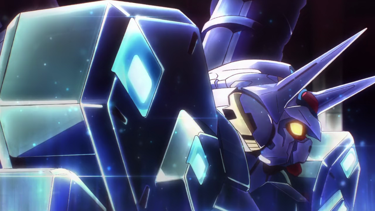Resoconto Gundam Reconguista in G ep 10