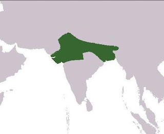 Harsha Vardhana empire