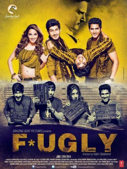 Trailer of 'Fugly' ft. Mohit Marwah, Boxer Vijender Singh, Kiara Advani and Arfi Lamba