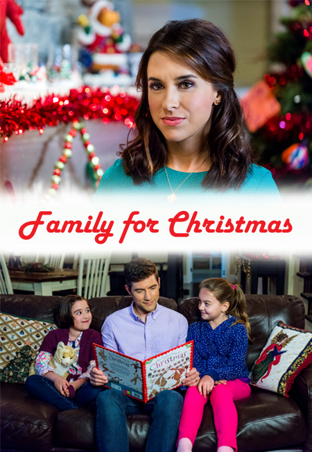 family for christmas stars actress lacey chabert who hallmark movie fans know and love from her movies a royal christmas matchmaker santa
