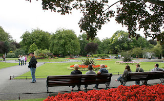 Parque St Stephens Green