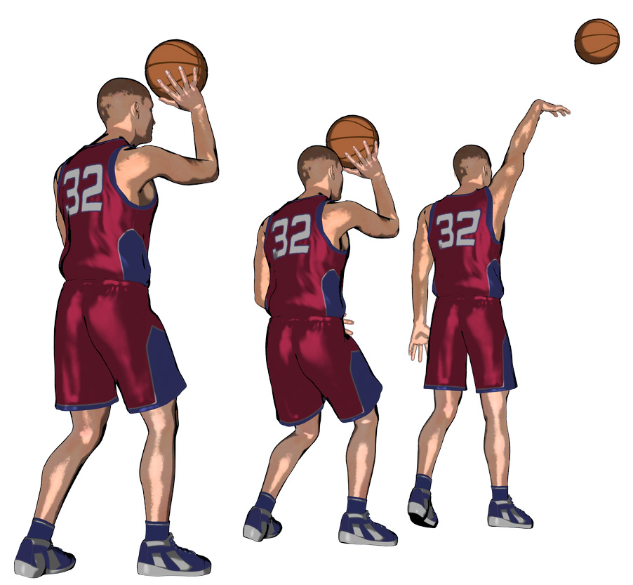 informative basketball and perfect jump shot Jump shot mathematics  howard penn  abstract  in this paper we examine variations of standard calculus problems in the context of shooting a basketball jump shot.
