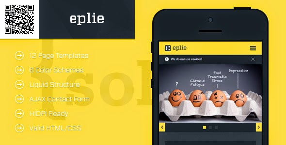 Mobile Html Template