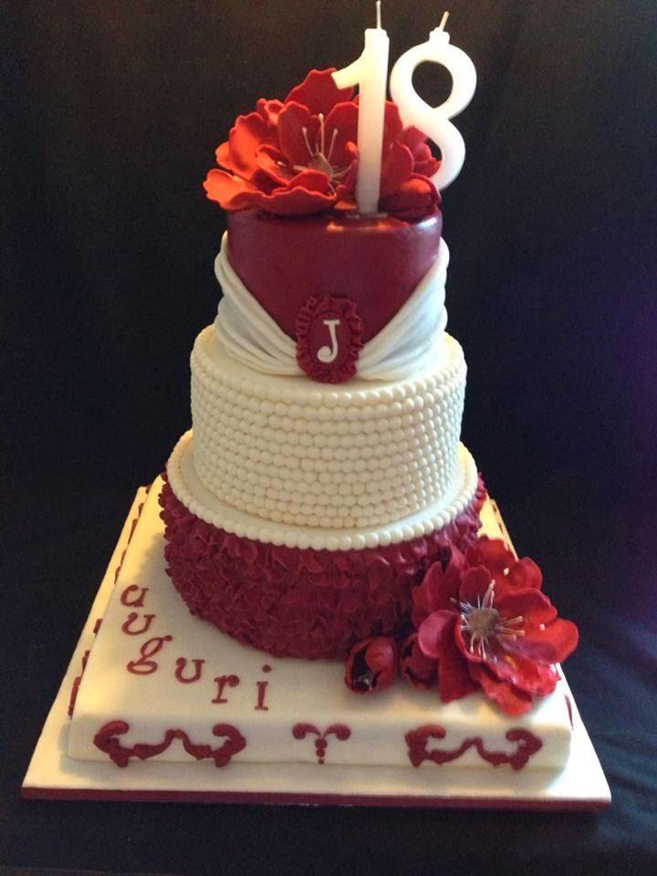 Tanti auguri di buon compleanno a noman khokhar che compie for Torte per 18 anni maschile